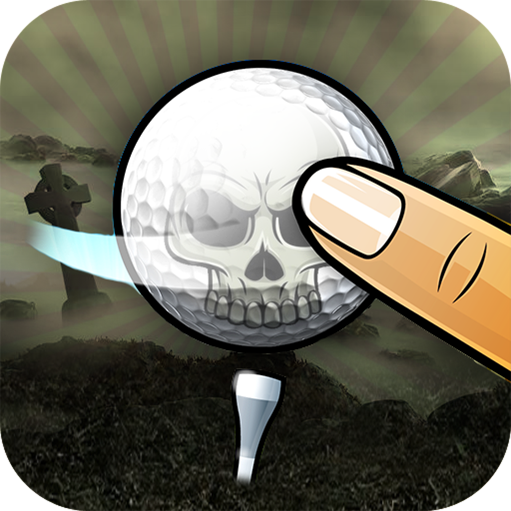 Zombie Golf!! by zeng qingxing icon
