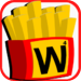 Words With Fries - A super cheat for all word games including Words wi