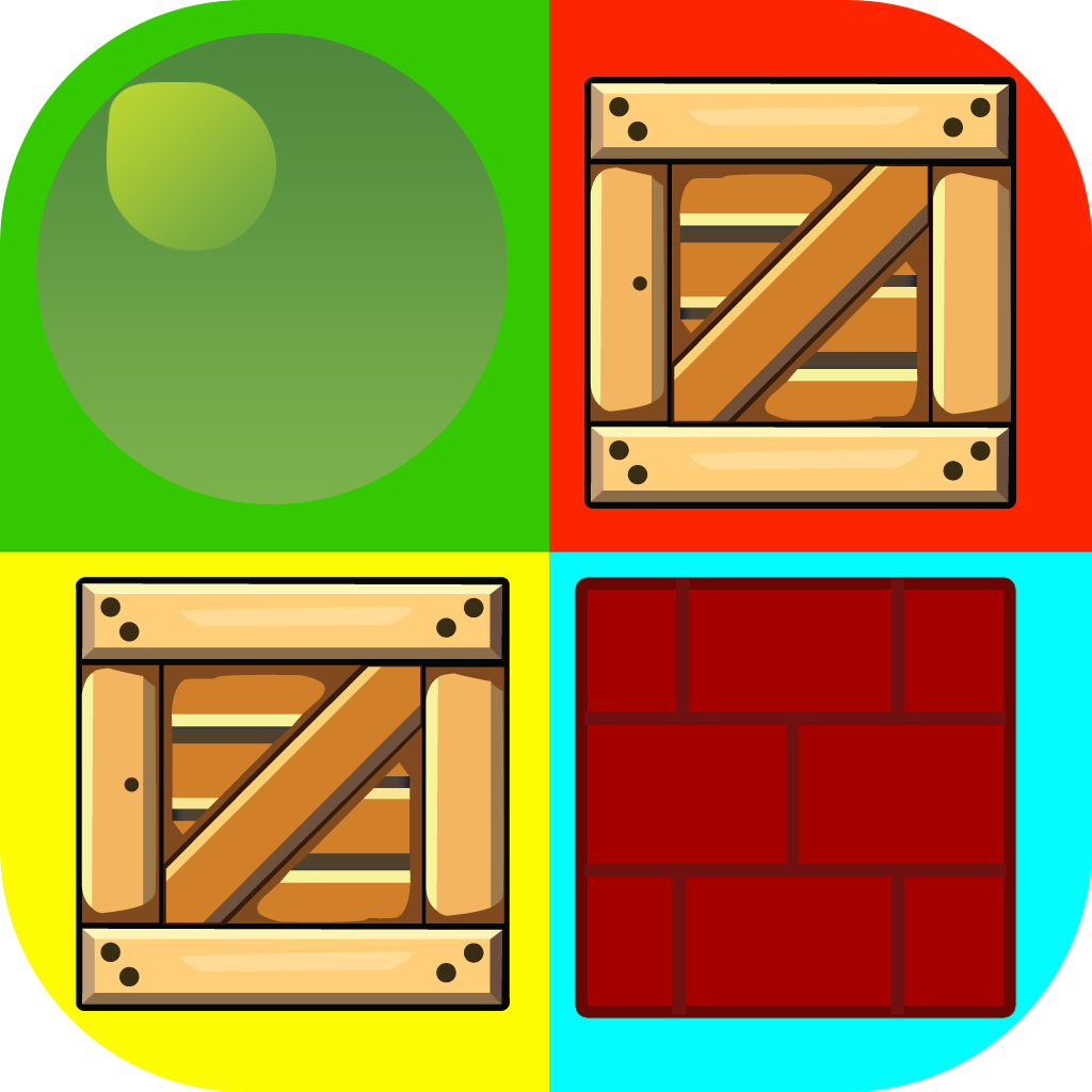 Bricks, Dots, and Boxes – Match the Cubes and Spheres in 2d- Pro